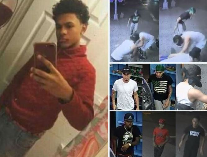 Cops hunt for six men who in fatal attack on Bronx boy, 15 - Lesandro Guzman-Feliz was dragged out of a bodega and butchered, in 'a case of mistaken identity' after attackers confused him for a man in a sex video with one of their relatives